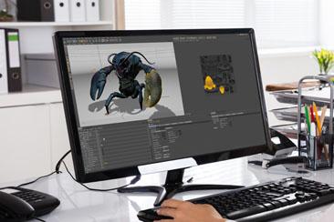 Logiciels de creation 3D